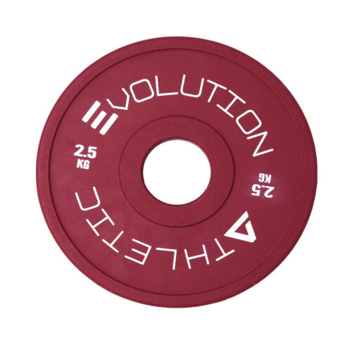 2.5kg fractional weight plate