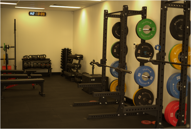 gym fit-outs
